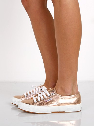 Superga Sneaker Rose Gold