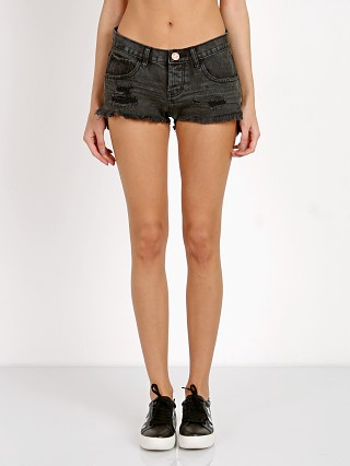 One Teaspoon Coal Bonita Denim Short