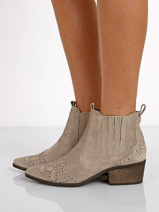 Matisse Backstage Bootie Taupe