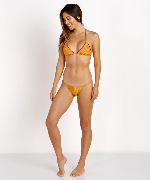 e94dc86112 Made by Dawn Seashell Bikini Bottom Ember Rib 21702 - Free Shipping at  Largo Drive