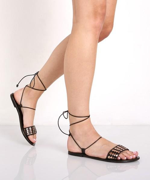 SOL SANA Ara Geo Weave Sandal ICAB58mm