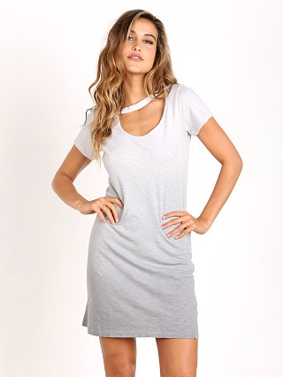 LNA Clothing Sawyer Dress Perry Ombre