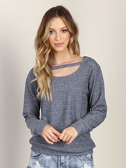 LNA Clothing Cid Sweatshirt Navy
