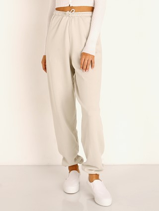 Joah Brown Oversized Jogger Sahara