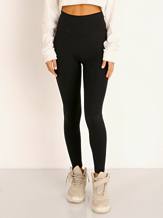 Joah Brown Second Skin Legging Sueded Onyx