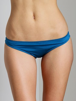 Eberjey Beach Glow Allie Bikini Bottom Turq
