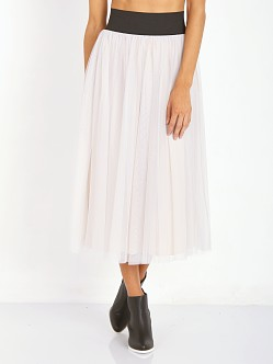 Show Me Your Mumu Charlotte Skirt Silver Slipper