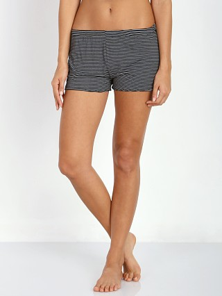 You may also like: Maison Du Soir San Sebastian Short Black & White Stripe