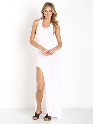 Joah Brown Florence Maxi Dress White