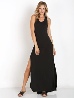 Joah Brown Florence Maxi Dress Black