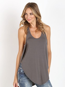 Joah Brown Live in Slouchy Tank Slate