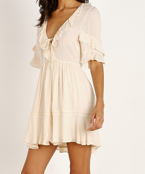 Auguste the Label Frida Mini Dress Off White