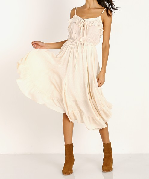 Auguste the Label Frida Maxi Dress Off White