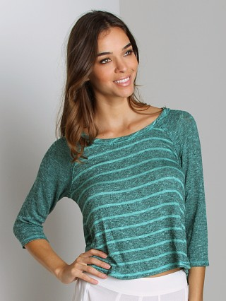 You may also like: Free People Raglan Last Call Sweater Emerald/Black