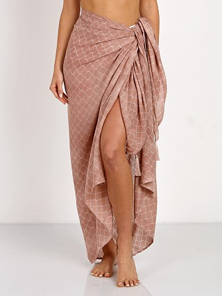 You may also like: Indah Printed Sarong Bronze Casablanca