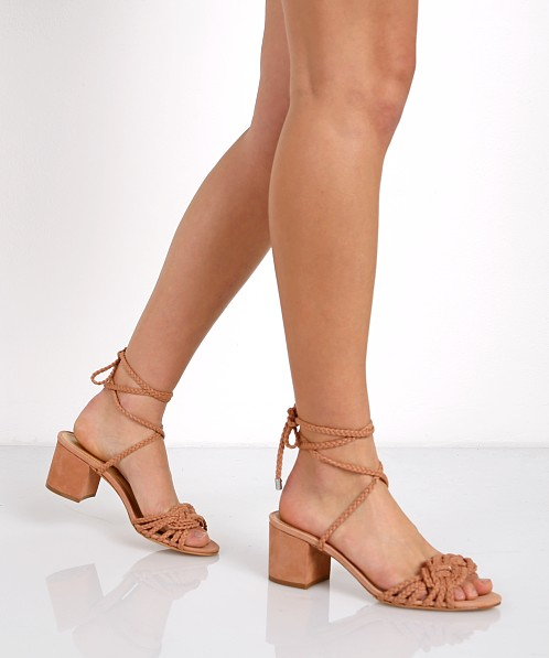 7d5a42155b7 Schutz Marlie Block Heel Toasted S2000101090003 - Free Shipping at Largo  Drive