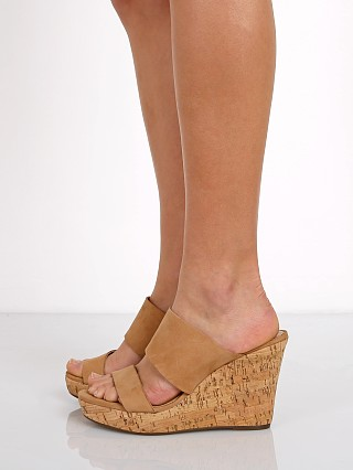 You may also like: Schutz Kai Nobuck Wedge Desert