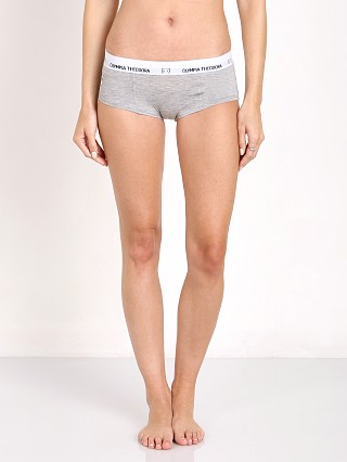 Olympia Theodora Jockey Brief Heather Grey