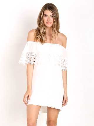 Stone Cold Fox Bonita Dress Ivory