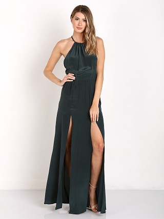 Stone Cold Fox Onyx Gown Emerald