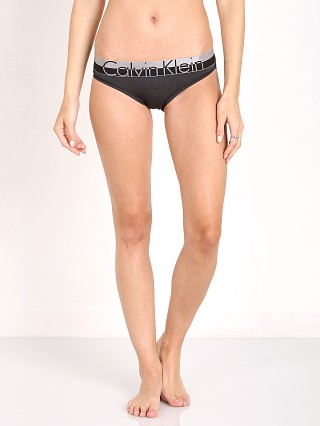 Calvin Klein Magnetic Force Bikini Black Heather
