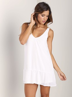 Show Me Your Mumu Daisy Dress White