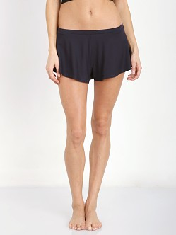 Only Hearts So Fine Swing Shorts Navy