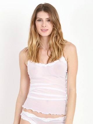 Only Hearts Tulle with Lace Cami White