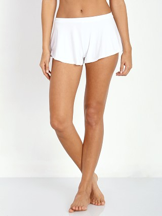 Only Hearts Swing Sleep Shorts White