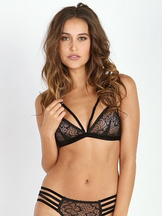 Lonely Lulu Soft Cup Bra Black
