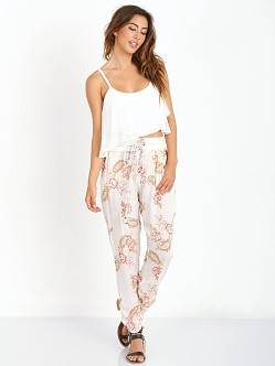 Tallow Dashwood Beach Pant Ember Paisley