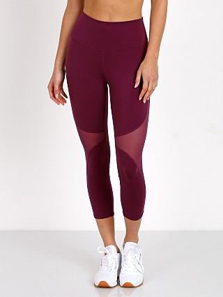 alo High Waisted Coast Capri Juneberry