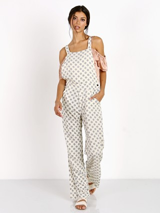 Cleobella Holloway Jumpsuit Ivory