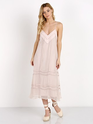 Cleobella Marla Midi Dress Blush