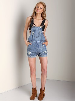 One Teaspoon Cobain Superfreak Overall