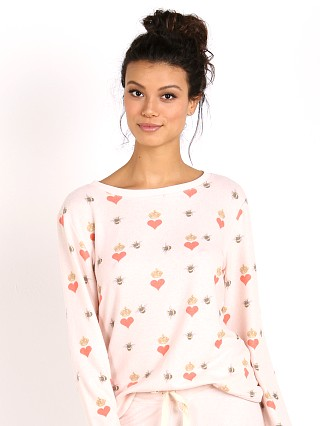 All Things Fabulous Queen Bee Cozy Jumper Rose