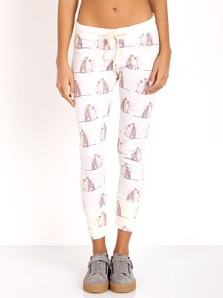 All Things Fabulous Lovers Thermal Pants Bone