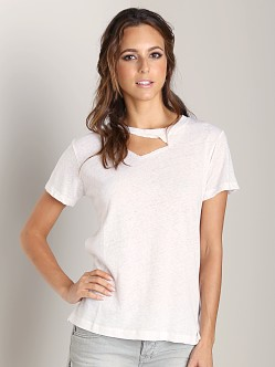 LNA Clothing Ixtapa Tee White