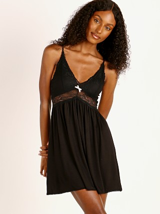 You may also like: Eberjey Colette Chemise Black