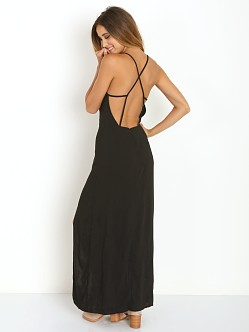 Stillwater The X Back Dress Black