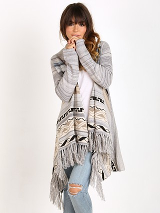 Complete the look: Goddis Paxton Fringe Cardigan Ashville