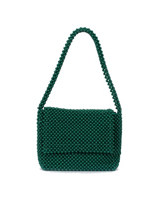 Complete the look: Cleobella Richie Bag Emerald