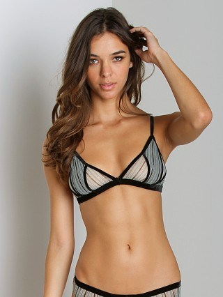 Complete the look: Amulette Enchante Bralette Chalk Print