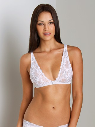 Complete the look: Amulette Essentials Bralette White