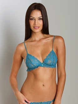 Amulette Essentials Bralette Teal