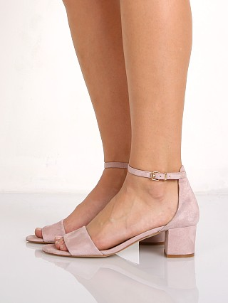 Free People Marigold Block Heel Mauve