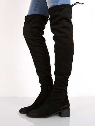 Free People Coast to Coast OTK Boot Black