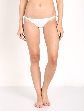 Model in casa blanca Beach Riot Camilla Bikini Bottom