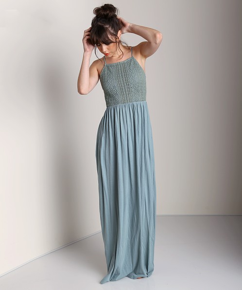 Nightcap Apron Beach Maxi Seafoam
