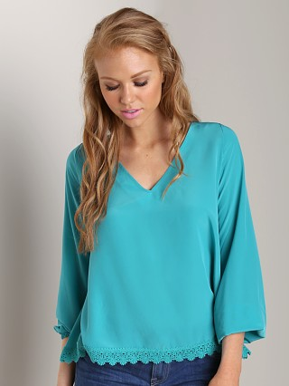 You may also like: Lovers + Friends Daydream Blouse Lagoon